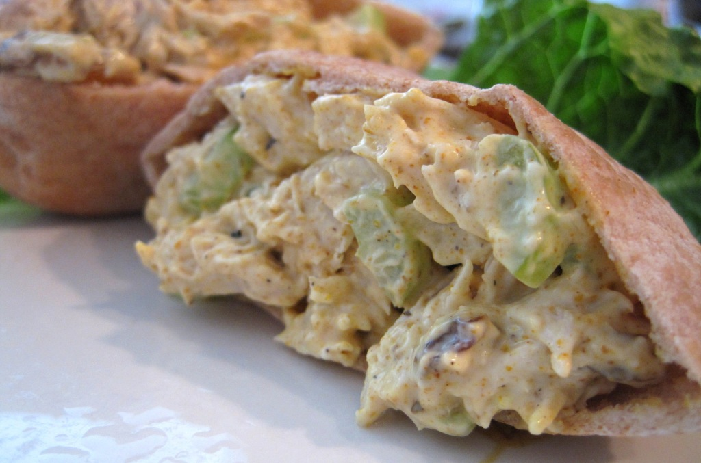 Great Curry Chicken Salad
