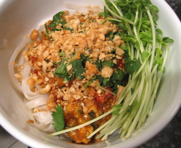 My Take on Pad-Thai