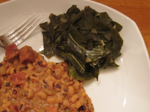 Simple Collard Greens