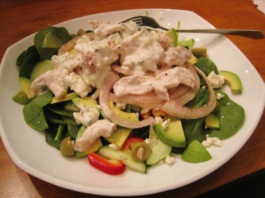 Twist on a Greek Salad