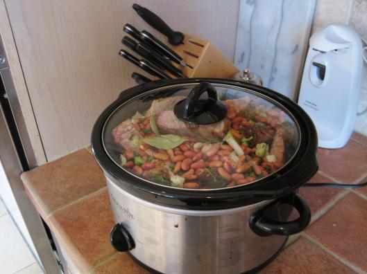 Crockpot Red Beans