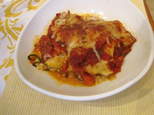 Italian Zucchini Rollatini