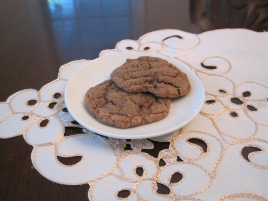 Chewy Chocolate Coconut Cookie