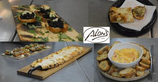 Alon's Bakery Appetizers