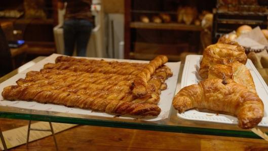 Bread Counter at Alon's