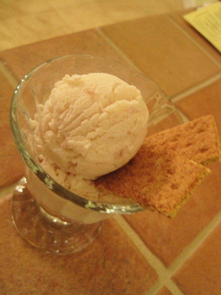 Coconut Coffee Ice Cream