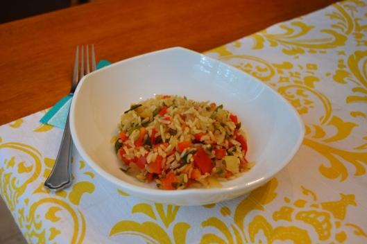 Hardy Veggie Rice
