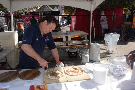 Pizza Prep at Don Antonio
