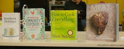 suggested cookbooks